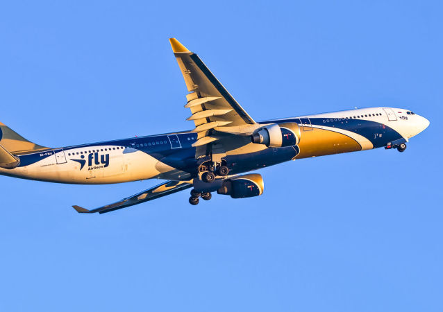 Airbus А-330 iFly
