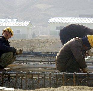 Lavoratori nordcoreani in Russia