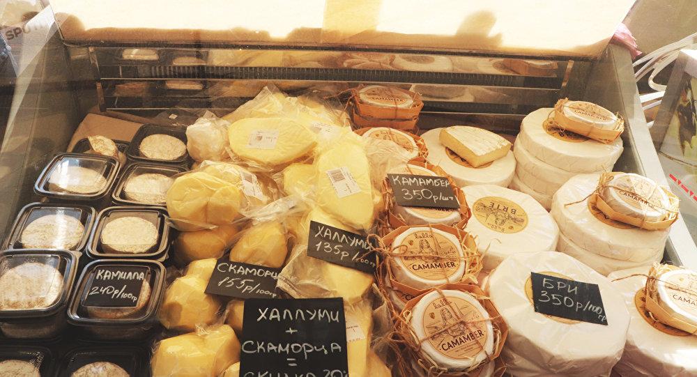 Festival del formaggio di Oleg Sirota