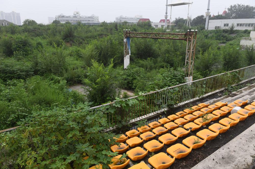 Le rovine di Pechino 2008