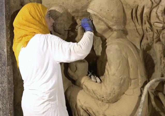 Arte siriana