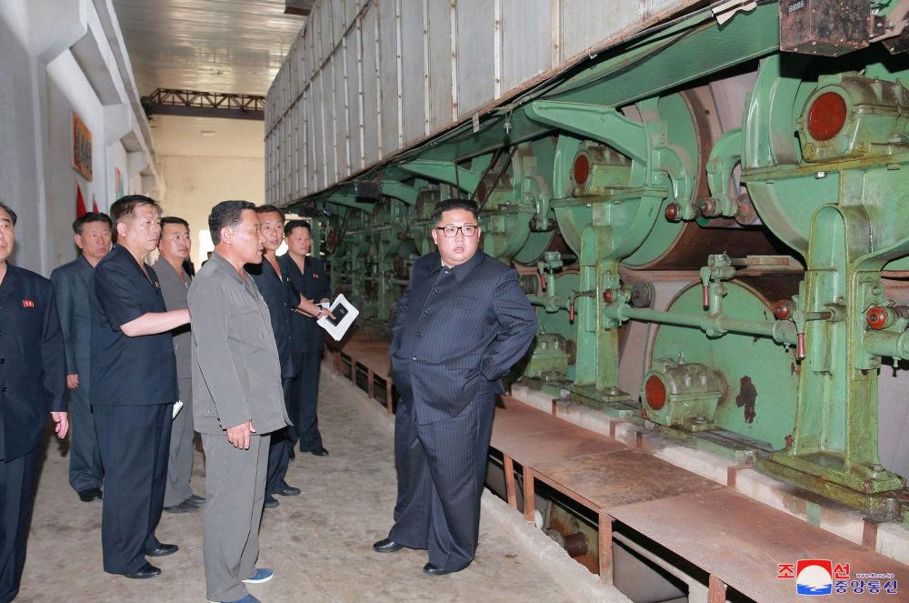 Kim e le sue ispezioni