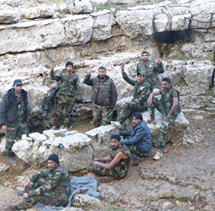 Esercito siriano distrugge costruzione di Nursu