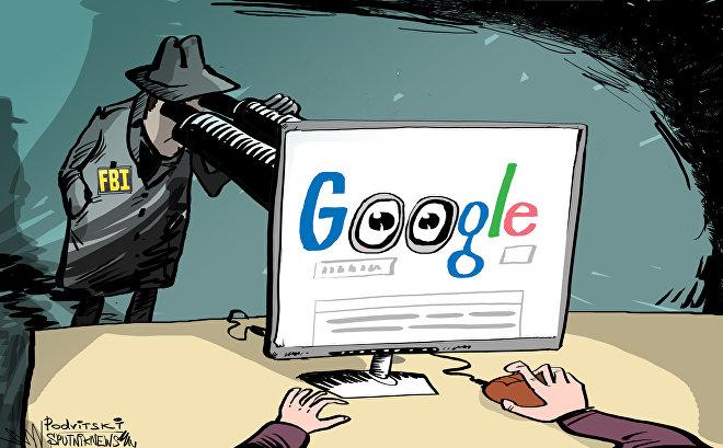 Google ti segue
