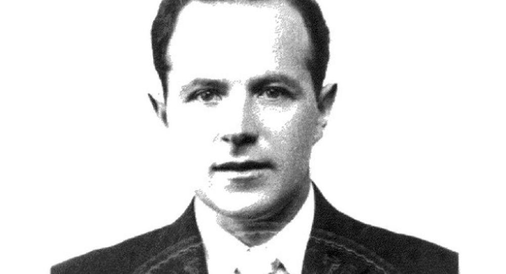 Jacob Paly (foto d'archivio del Dipartimento di Giustizia USA)