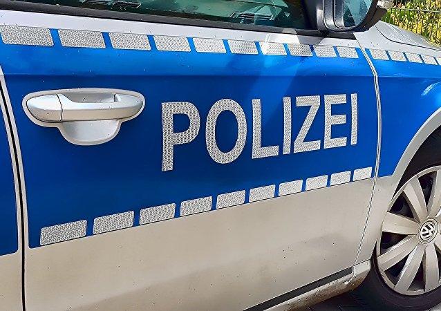 Polizia tedesca