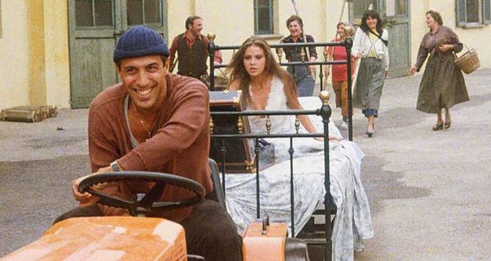 Scena dal film 'Il bisbetico domato'