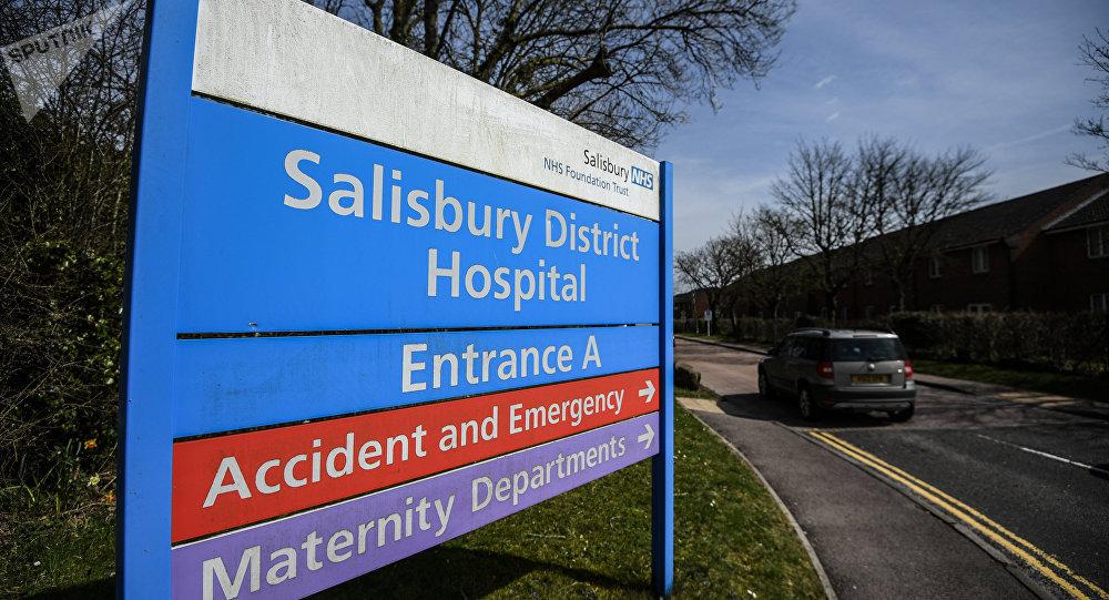L'ospedale di Salisbury