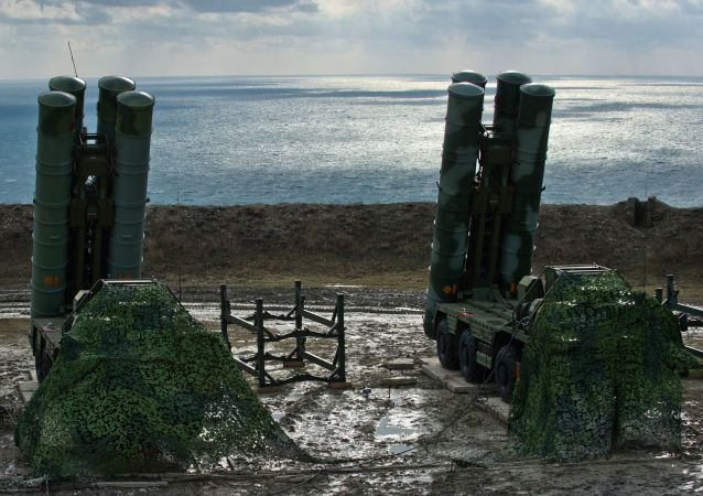Contraerea russa (foto d'archivio)