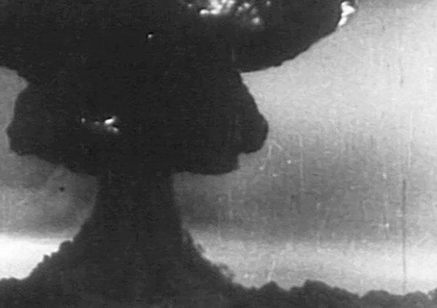 prima bomba atomica sovietica