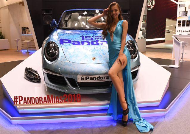Il Salone Internazionale dell'Automobile di Mosca