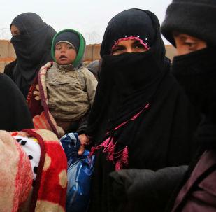 Il campo profughi di Rukban