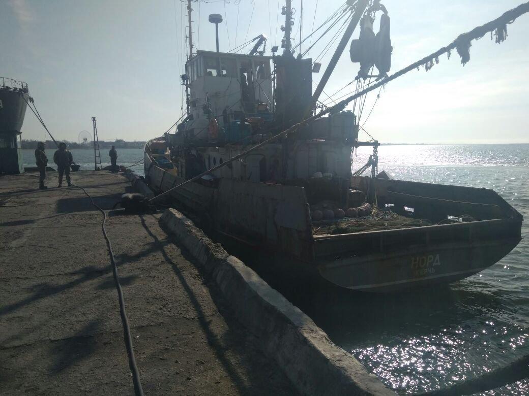 Il peschereccio Nord