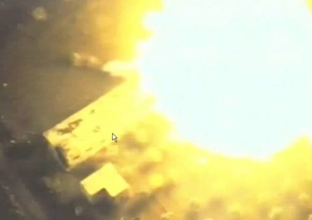Il ministero Difesa pubblica video dei raid nella provincia siriana di Idlib