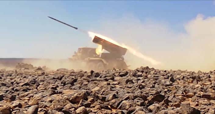 L'esercito siriano