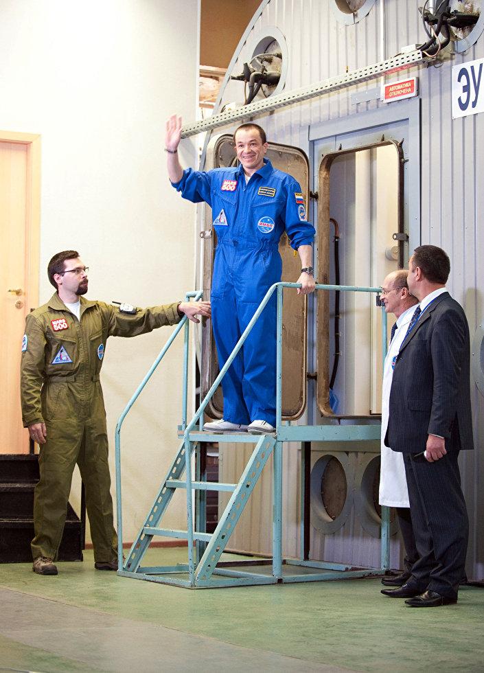 Finito con successo lo sperimento Mars-500