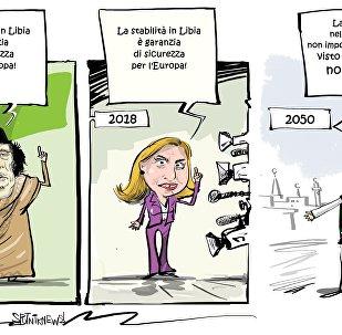 Mogherini: la stabilità in Libia è la chiave della sicurezza in Europa
