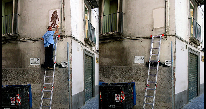 Il Cacciatore di graffiti