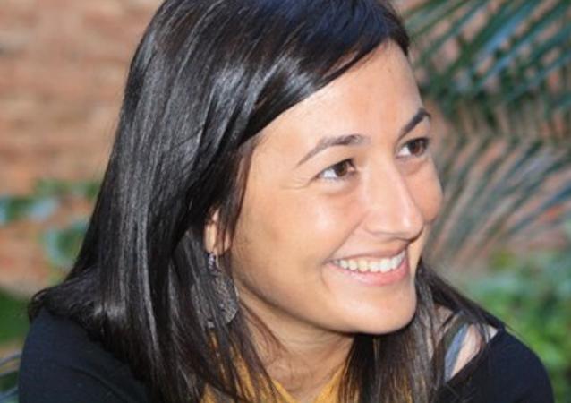 Sonia Fernández-Vidal, scrittrice e divulgatrice scientifica spagnola