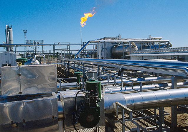 Industria di depurazione del gas - Repubblica dei Komi