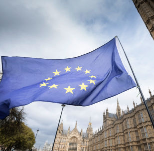 Bandiera UE, Londra
