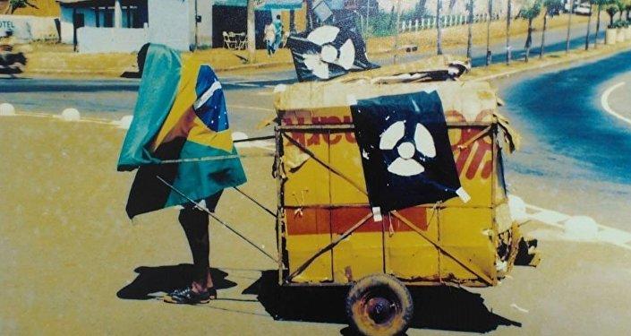 L'inquinamento radioattivo in Brasile