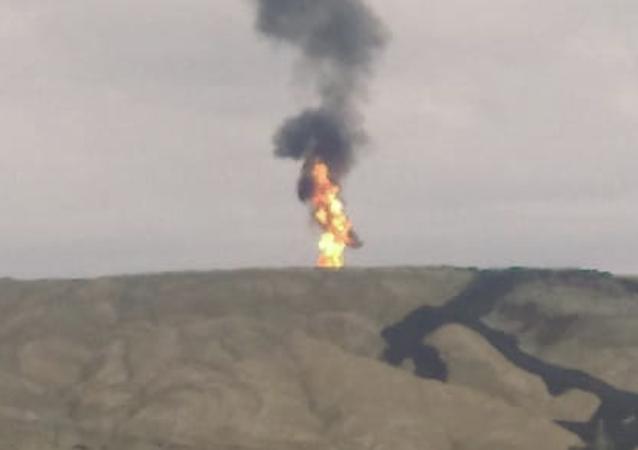 L'eruzione del Otman-Bozdag