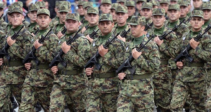 Esercito serbo