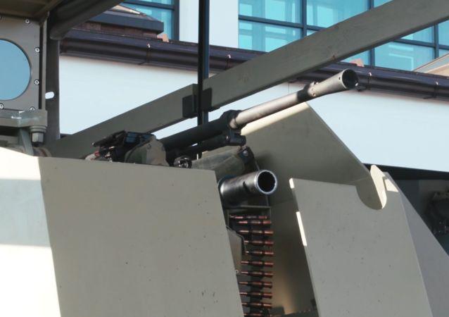 Il consorzio Kalashnikov ha mostrato al pubblico di un sistema da combattimento con intelligenza artificiale