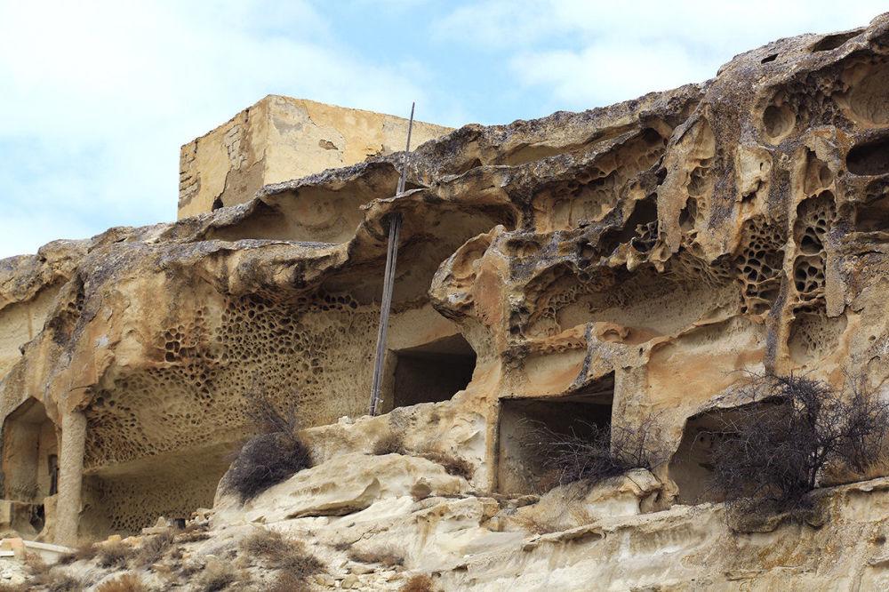 Moschea sotterranea di Sciakpak-Ata