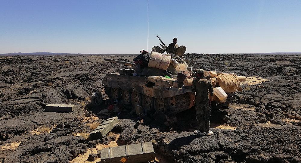 L'esercito siriano taglia l'acqua potabile ai guerriglieri nel deserto di As-Suwayda