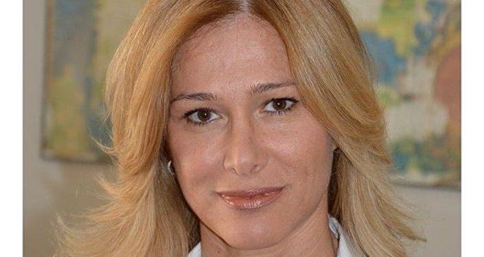 Francesca Donato, presidente dell'Associazione Progetto Eurexit