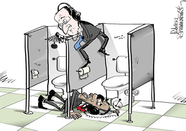 Spionaggio USA Francia