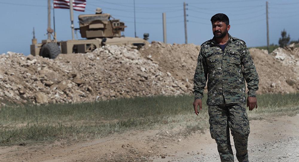 Coalizione USA in Siria