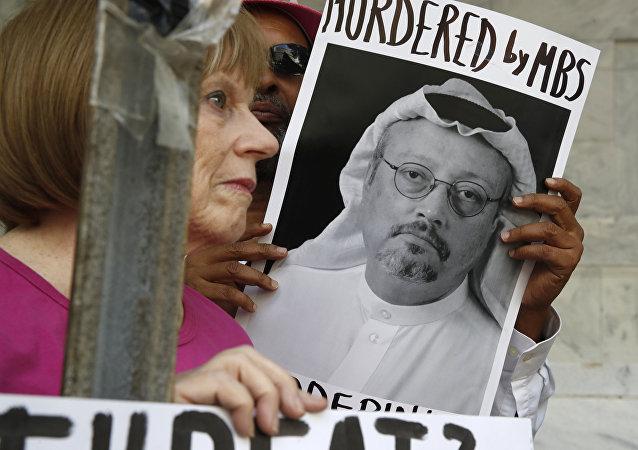 Scomparsa del giornalista Jamal Khashoggi
