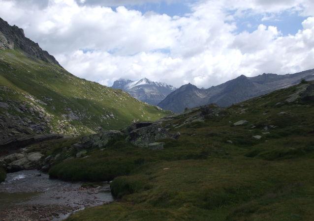 Alpi in Italia