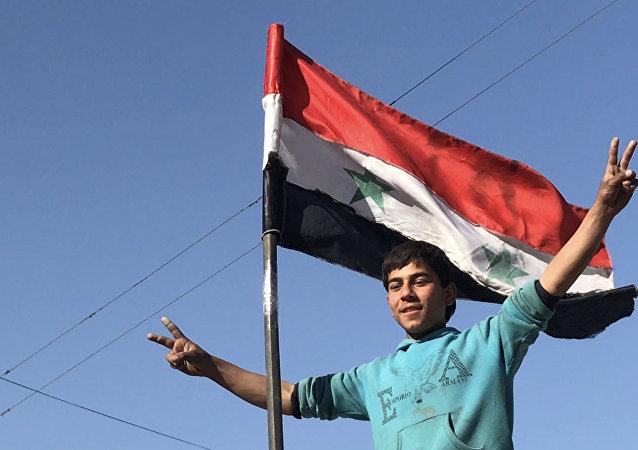 Bandiera siriana