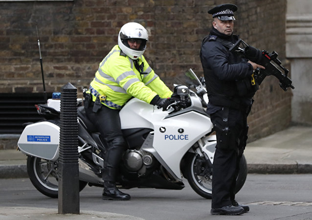 Agenti della polizia di Londra