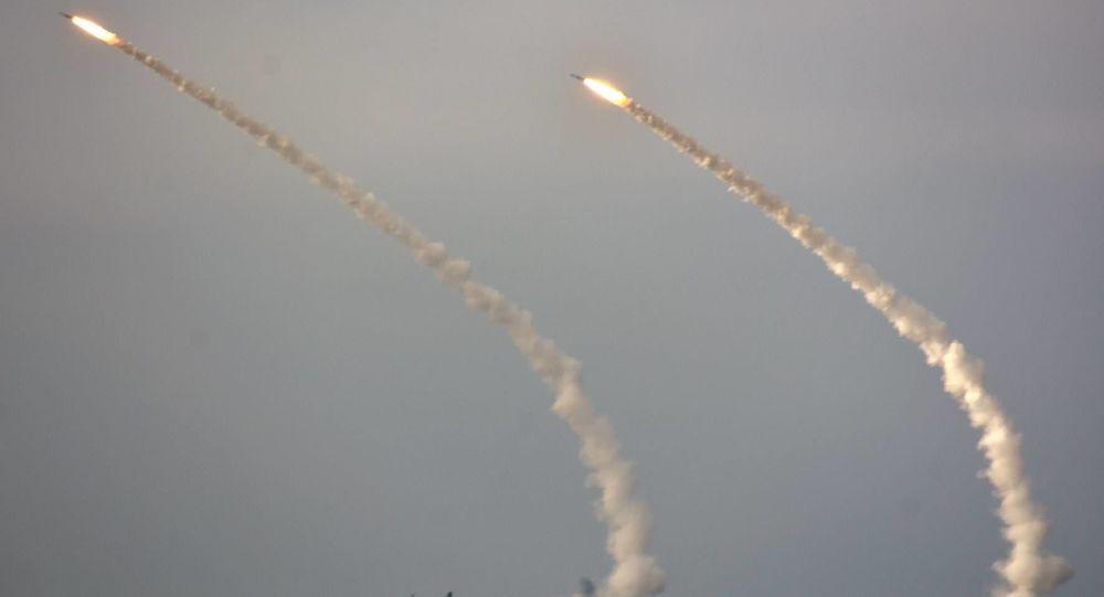 Le esercitazioni missilistiche ucraine