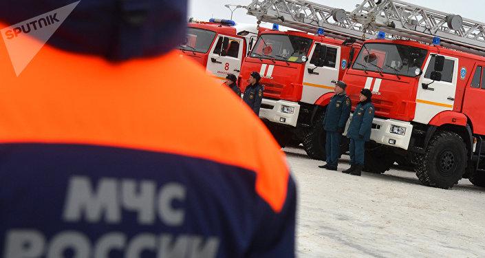 I servizi di emergenza russi