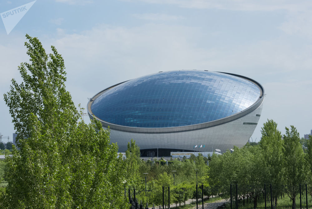 Astana, architettura di una giovane capitale