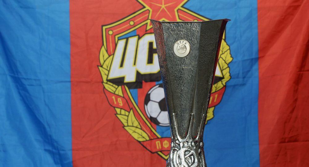 Logo del club russo Cska