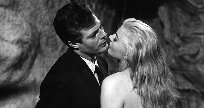 La Dolce Vita - Fellini, 1960