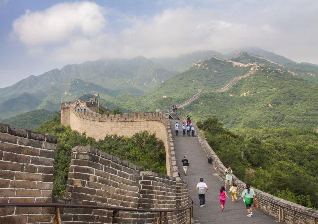 Grande Muraglia in Cina
