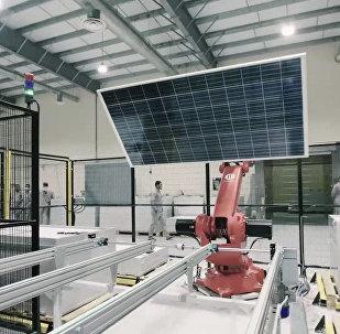 Energia solare sostituisce il petrolio