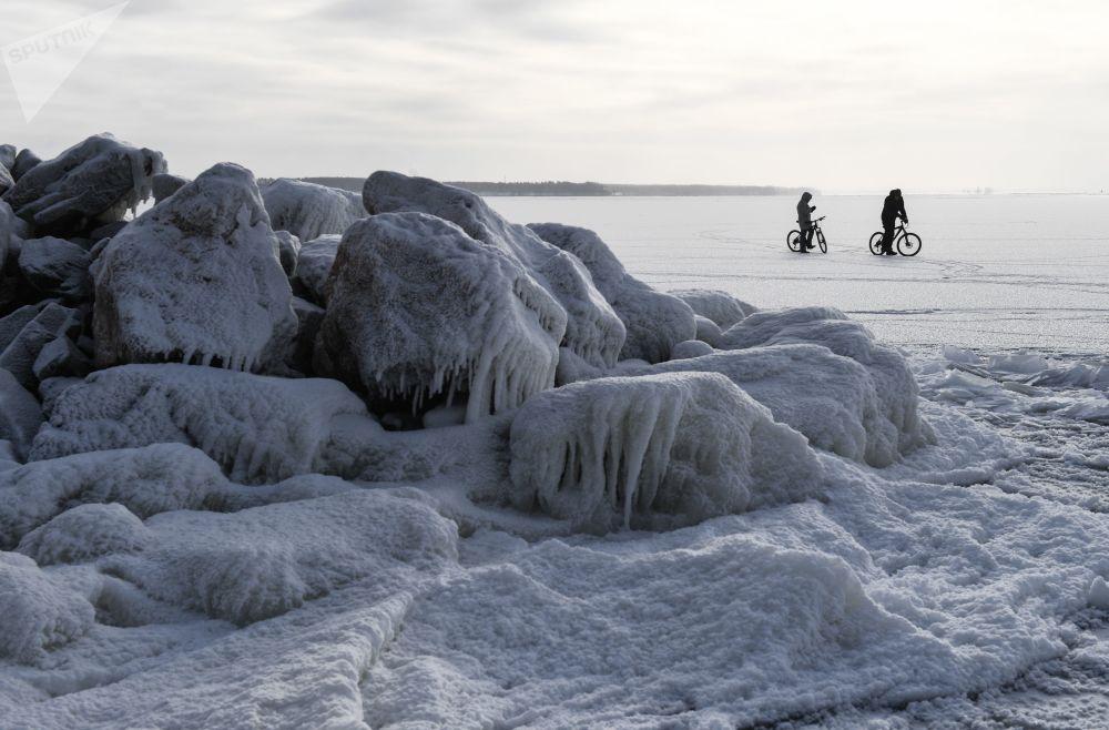 Il Generale Inverno arriva in Siberia