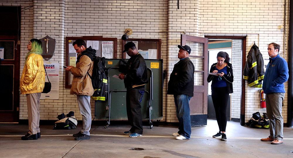 Elezioni Midterm a Detroit