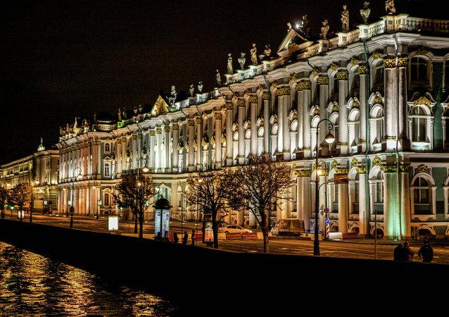 L'Ermitage, San Pietroburgo, Russia
