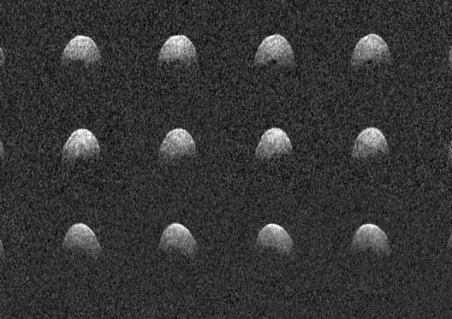 Immagini dell'asteroide Phaeton