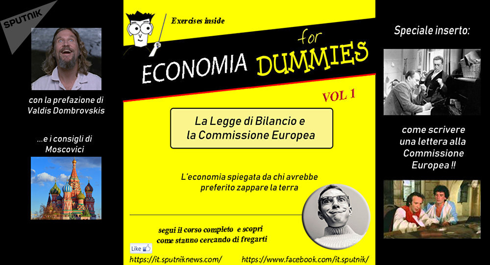 Economia for dummies vol.1